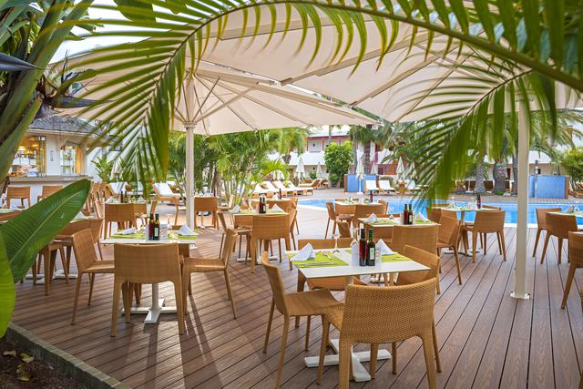Restaurants i bars  alua suites fuerteventura