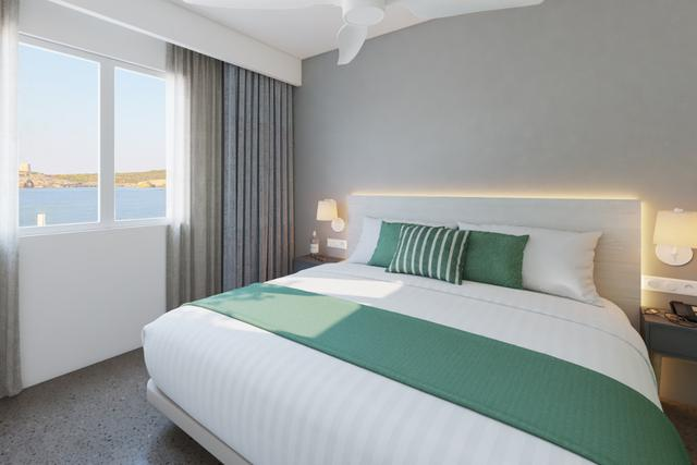 Apartament vista mar  aluasun far menorca