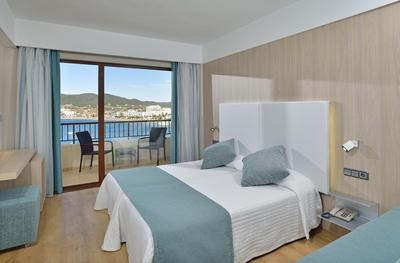 Habitació Doble Vista Mar Hotel Alua Hawaii Ibiza San Antonio